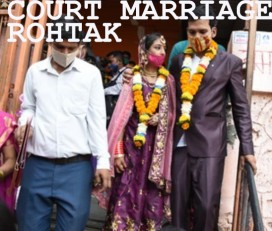 Court Marriage in Rohtak